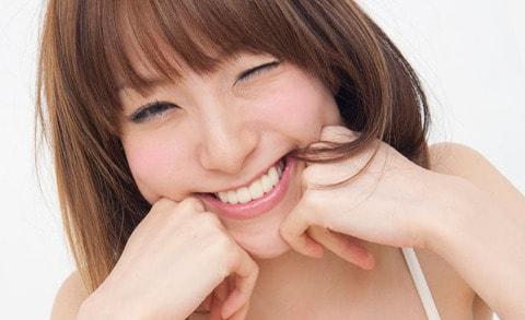笑顔の練習2